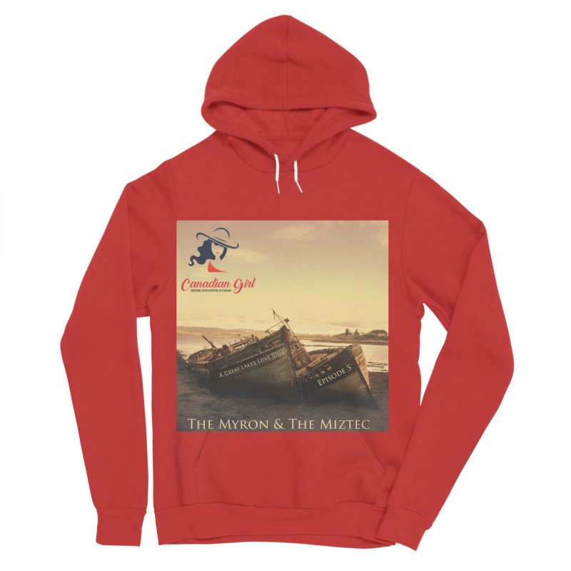 The Myron and the Miztec,  they could not be separated Men's Sponge Fleece Pullover Hoody by The Nothing Canada Souvenir Shop