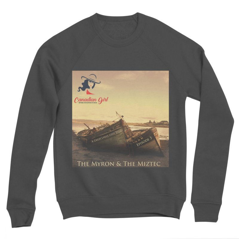The Myron and the Miztec,  they could not be separated Women's Sponge Fleece Sweatshirt by The Nothing Canada Souvenir Shop
