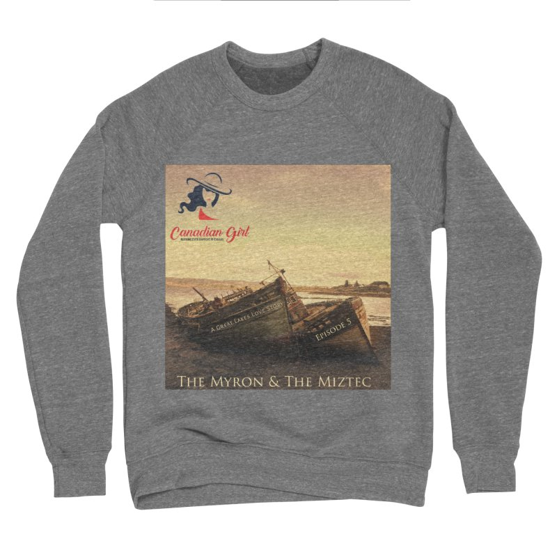 The Myron and the Miztec,  they could not be separated Men's Sponge Fleece Sweatshirt by The Nothing Canada Souvenir Shop