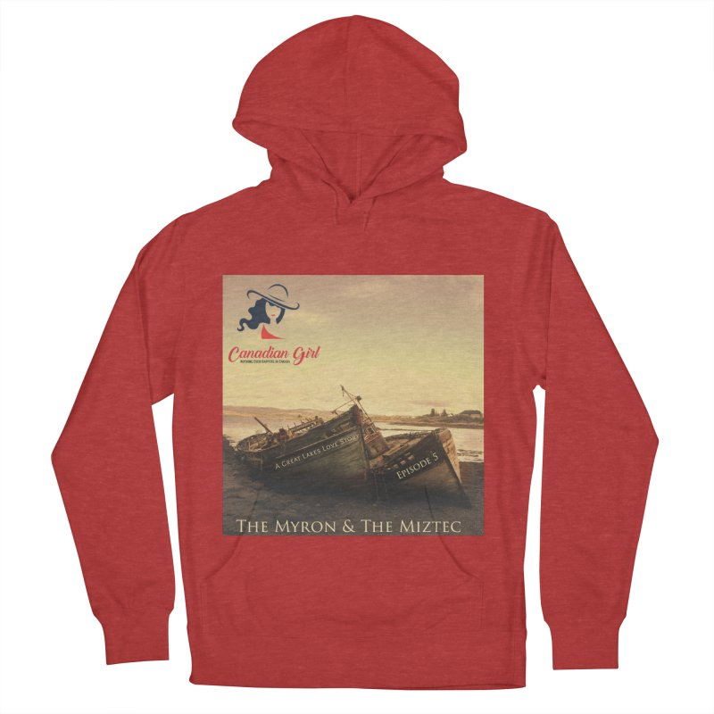 The Myron and the Miztec,  they could not be separated Women's French Terry Pullover Hoody by The Nothing Canada Souvenir Shop