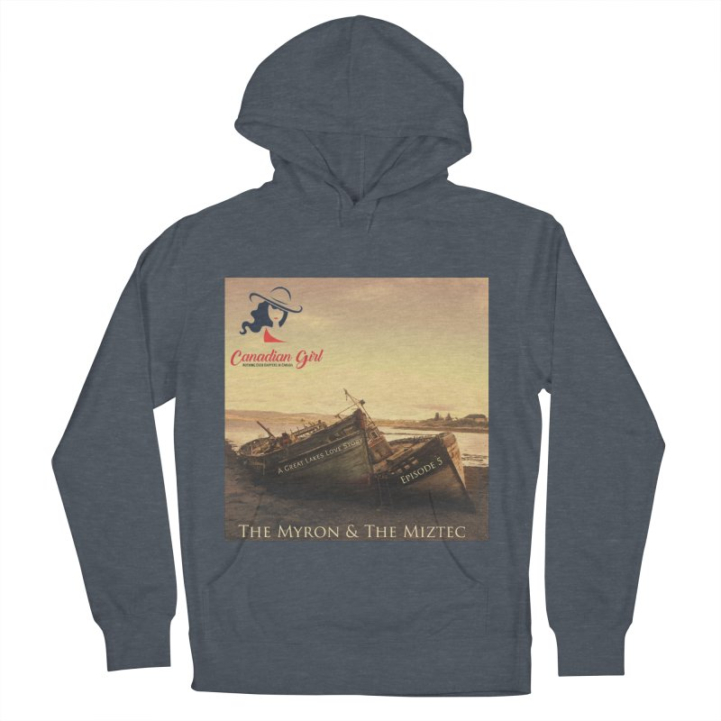 The Myron and the Miztec,  they could not be separated Men's French Terry Pullover Hoody by The Nothing Canada Souvenir Shop