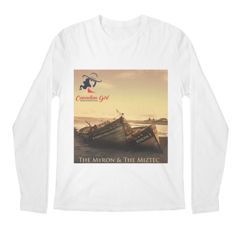 The Myron and the Miztec,  they could not be separated Men's Regular Longsleeve T-Shirt by The Nothing Canada Souvenir Shop