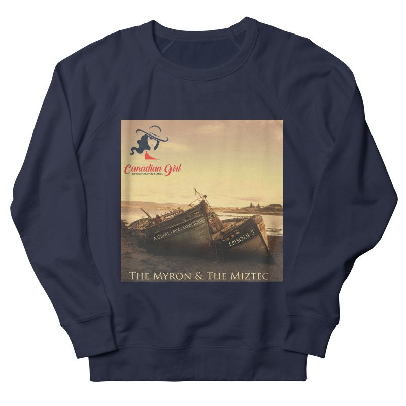 The Myron and the Miztec,  they could not be separated Women's French Terry Sweatshirt by The Nothing Canada Souvenir Shop