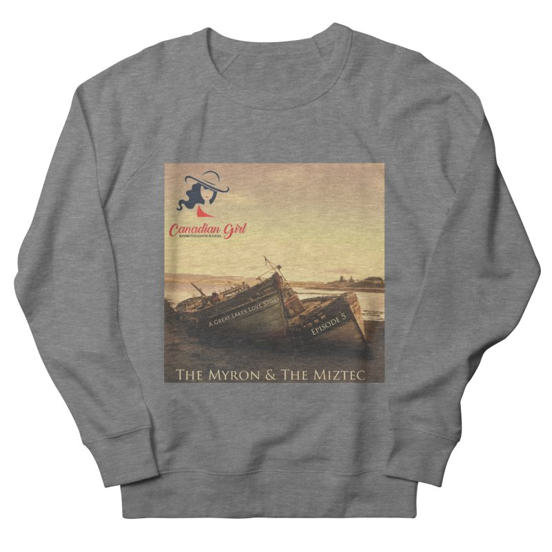 The Myron and the Miztec,  they could not be separated Men's French Terry Sweatshirt by The Nothing Canada Souvenir Shop