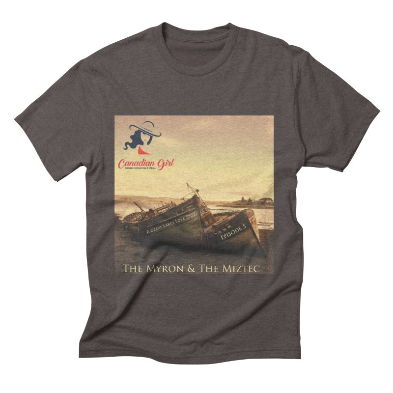 The Myron and the Miztec,  they could not be separated Men's Triblend T-Shirt by The Nothing Canada Souvenir Shop