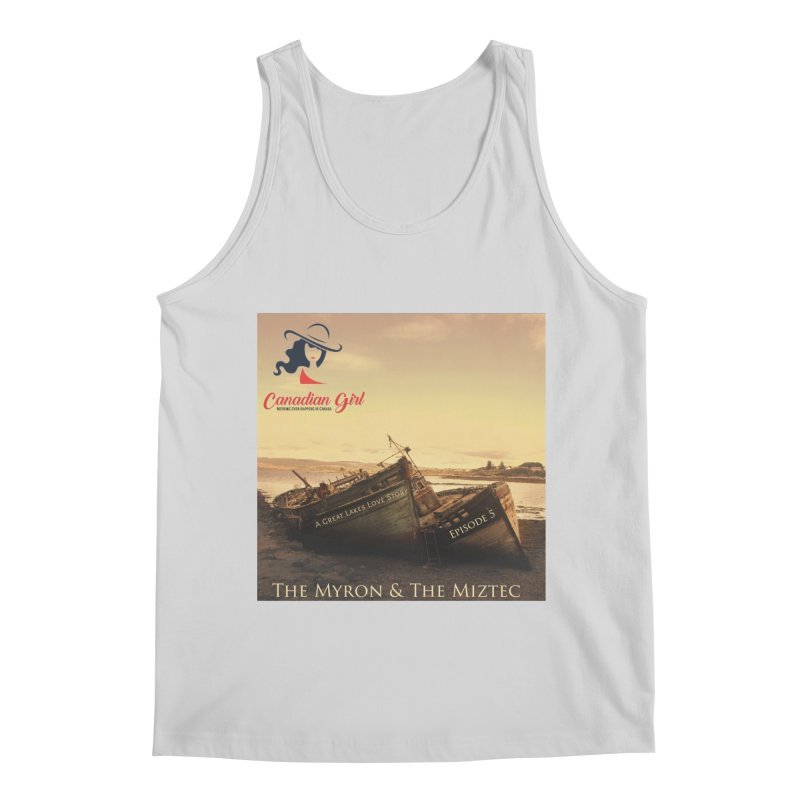 The Myron and the Miztec,  they could not be separated Men's Regular Tank by The Nothing Canada Souvenir Shop