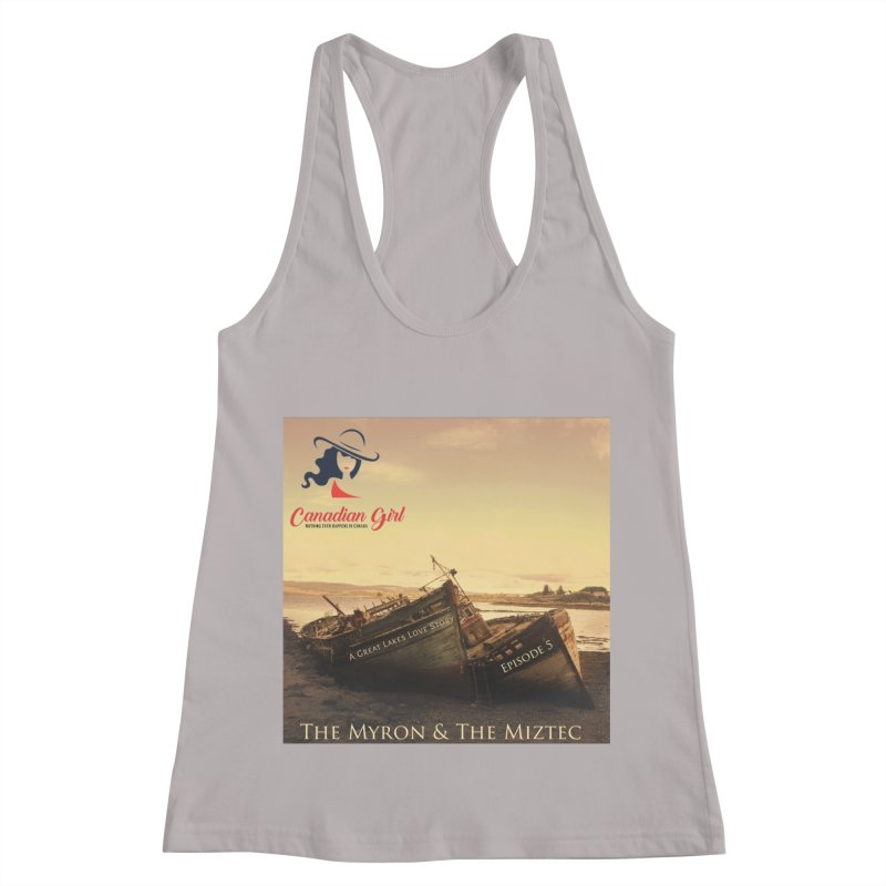 The Myron and the Miztec,  they could not be separated Women's Racerback Tank by The Nothing Canada Souvenir Shop