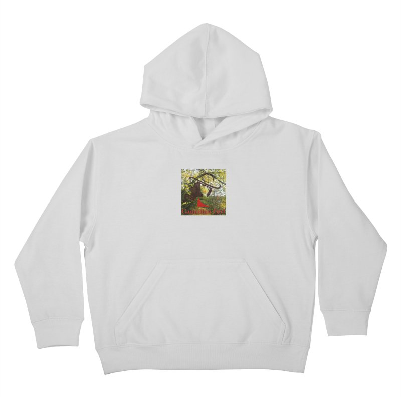 Canadian Girl -  Fall 2019 Kids Pullover Hoody by The Nothing Canada Souvenir Shop