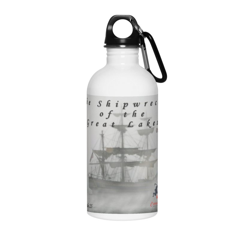 Shipwrecks of the Great Lakes - Part 2 Accessories Water Bottle by The Nothing Canada Souvenir Shop
