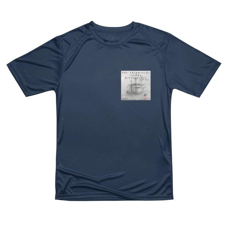 Shipwrecks of the Great Lakes - Part 2 Women's Performance Unisex T-Shirt by The Nothing Canada Souvenir Shop