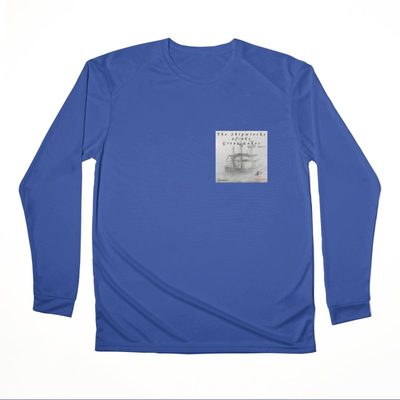 Shipwrecks of the Great Lakes - Part 2 Men's Performance Longsleeve T-Shirt by The Nothing Canada Souvenir Shop