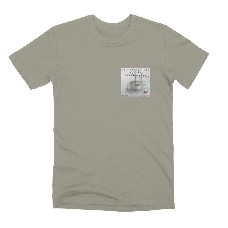 Shipwrecks of the Great Lakes - Part 2 Men's Premium T-Shirt by The Nothing Canada Souvenir Shop
