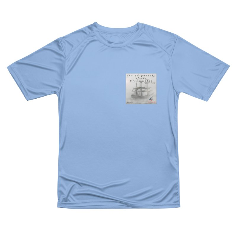 Shipwrecks of the Great Lakes - Part 2 Men's T-Shirt by The Nothing Canada Souvenir Shop