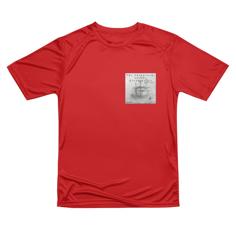 Shipwrecks of the Great Lakes - Part 2 Men's Performance T-Shirt by The Nothing Canada Souvenir Shop