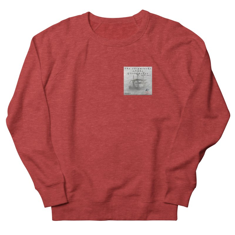 Shipwrecks of the Great Lakes - Part 2 Men's French Terry Sweatshirt by The Nothing Canada Souvenir Shop