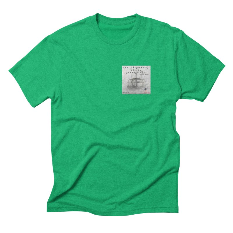 Shipwrecks of the Great Lakes - Part 2 Men's Triblend T-Shirt by The Nothing Canada Souvenir Shop