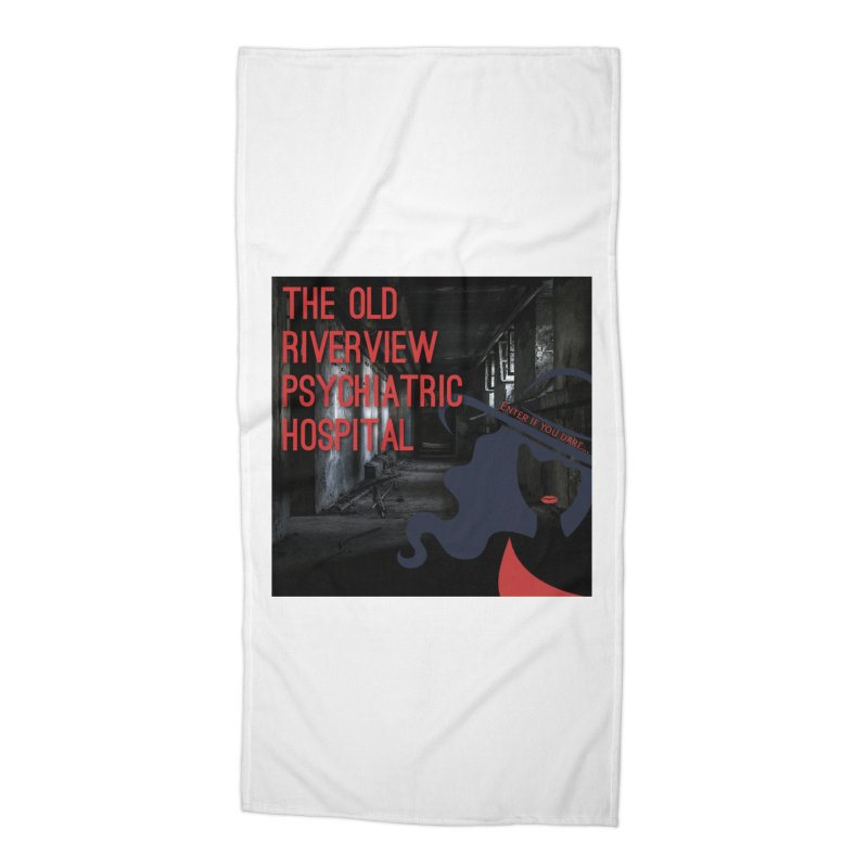 Enter If You Dare... Accessories Beach Towel by The Nothing Canada Souvenir Shop