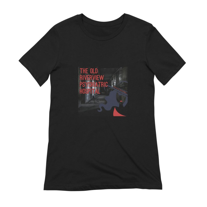 Enter If You Dare... Women's Extra Soft T-Shirt by The Nothing Canada Souvenir Shop