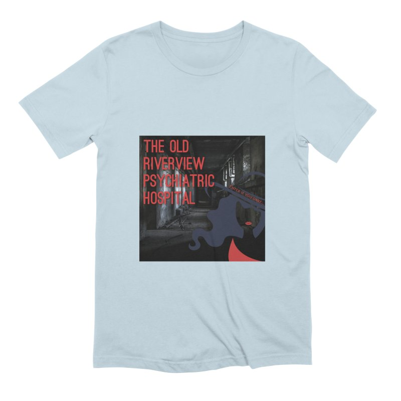 Enter If You Dare... Men's Extra Soft T-Shirt by The Nothing Canada Souvenir Shop