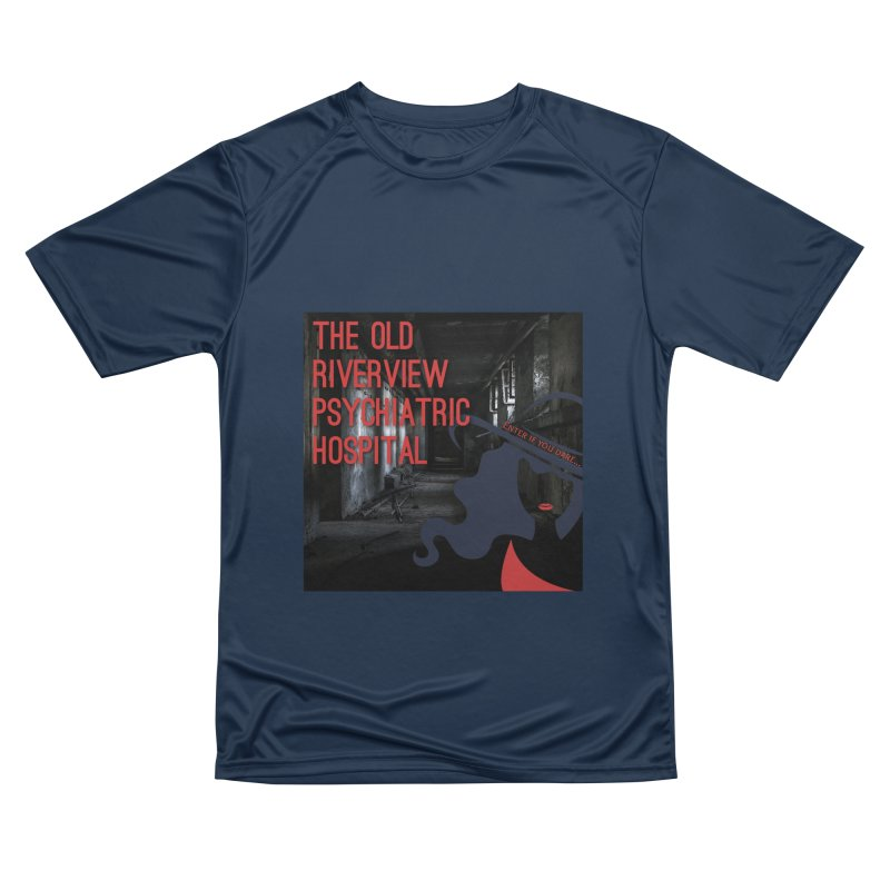 Enter If You Dare... Men's Performance T-Shirt by The Nothing Canada Souvenir Shop