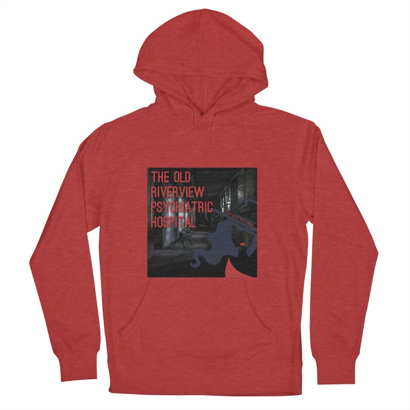 Enter If You Dare... Women's French Terry Pullover Hoody by The Nothing Canada Souvenir Shop
