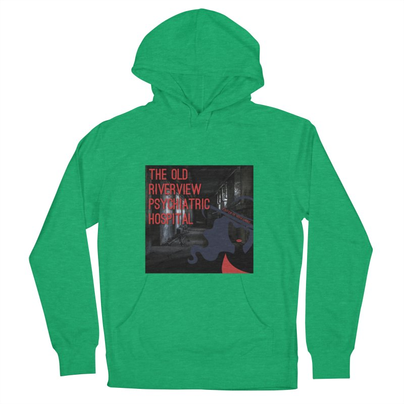Enter If You Dare... Men's French Terry Pullover Hoody by The Nothing Canada Souvenir Shop