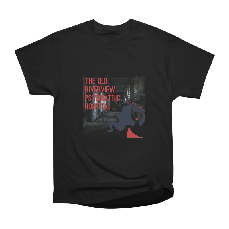Enter If You Dare... Men's Heavyweight T-Shirt by The Nothing Canada Souvenir Shop