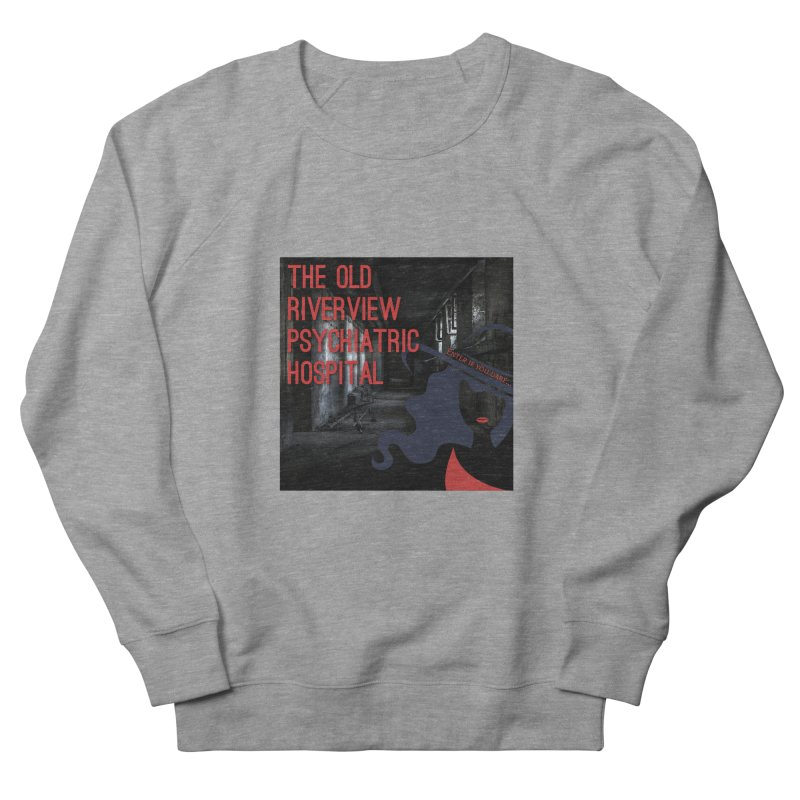Enter If You Dare... Men's French Terry Sweatshirt by The Nothing Canada Souvenir Shop