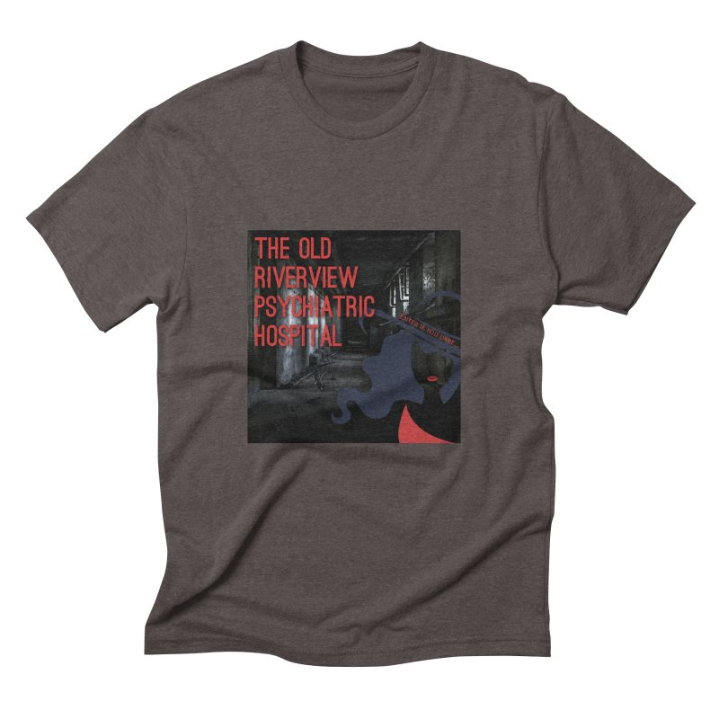 Enter If You Dare... Men's Triblend T-Shirt by The Nothing Canada Souvenir Shop