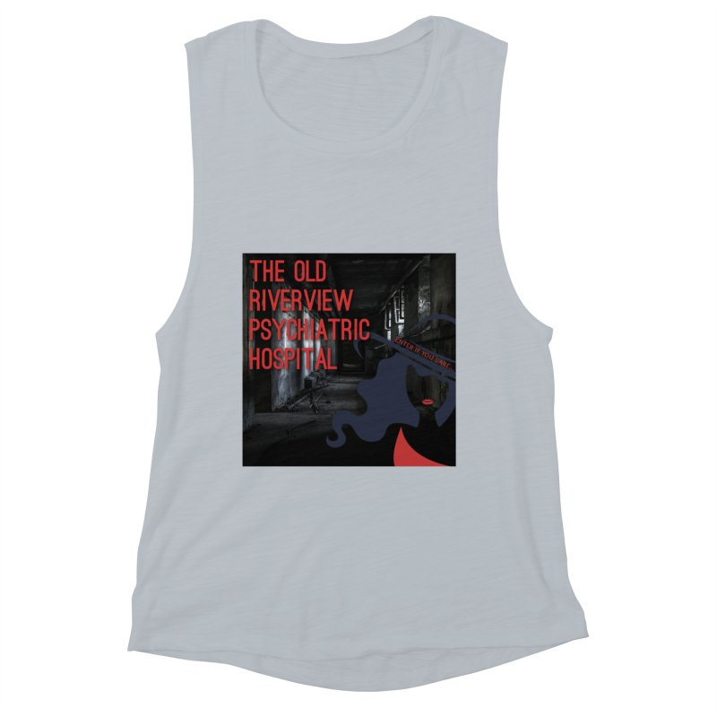 Enter If You Dare... Women's Muscle Tank by The Nothing Canada Souvenir Shop