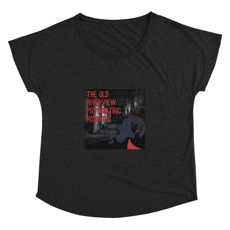 Enter If You Dare... Women's Dolman Scoop Neck by The Nothing Canada Souvenir Shop