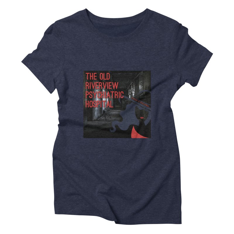 Enter If You Dare... Women's Triblend T-Shirt by The Nothing Canada Souvenir Shop