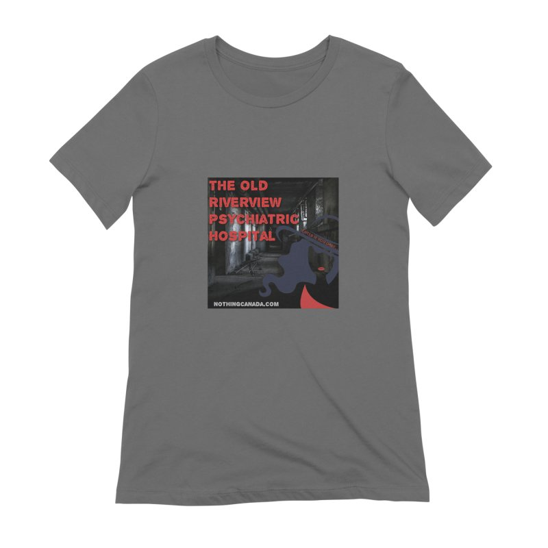 Enter If You Dare... Women's T-Shirt by The Nothing Canada Souvenir Shop