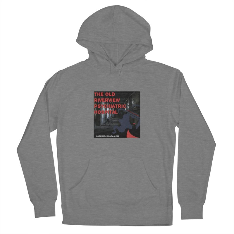 Enter If You Dare... Women's Pullover Hoody by The Nothing Canada Souvenir Shop