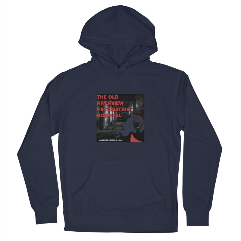Enter If You Dare... Men's Pullover Hoody by The Nothing Canada Souvenir Shop