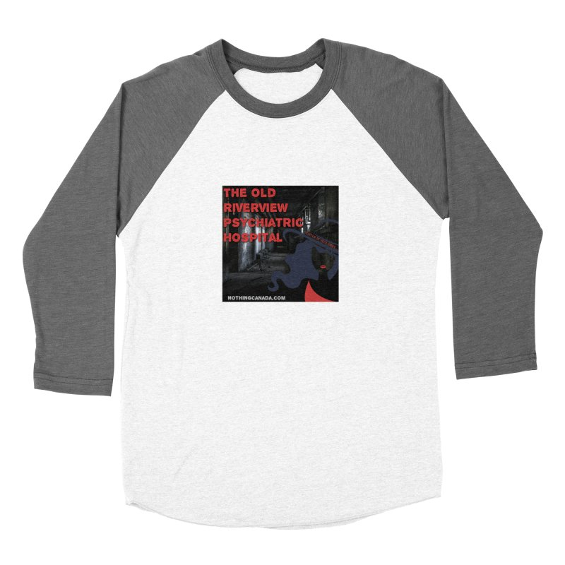 Enter If You Dare... Women's Longsleeve T-Shirt by The Nothing Canada Souvenir Shop