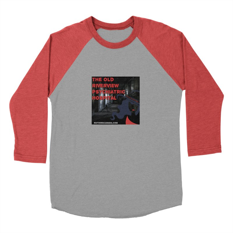 Enter If You Dare... Men's Longsleeve T-Shirt by The Nothing Canada Souvenir Shop