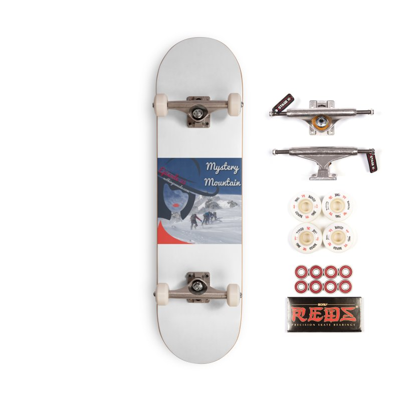 Mystery Mountain Accessories Complete - Pro Skateboard by The Nothing Canada Souvenir Shop