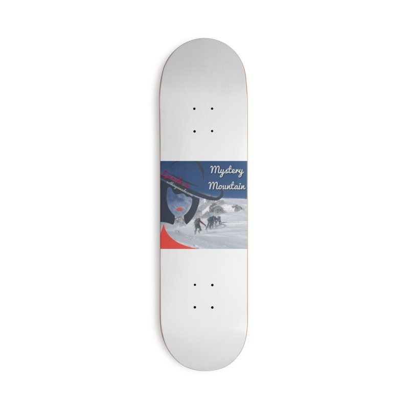Mystery Mountain Accessories Deck Only Skateboard by The Nothing Canada Souvenir Shop