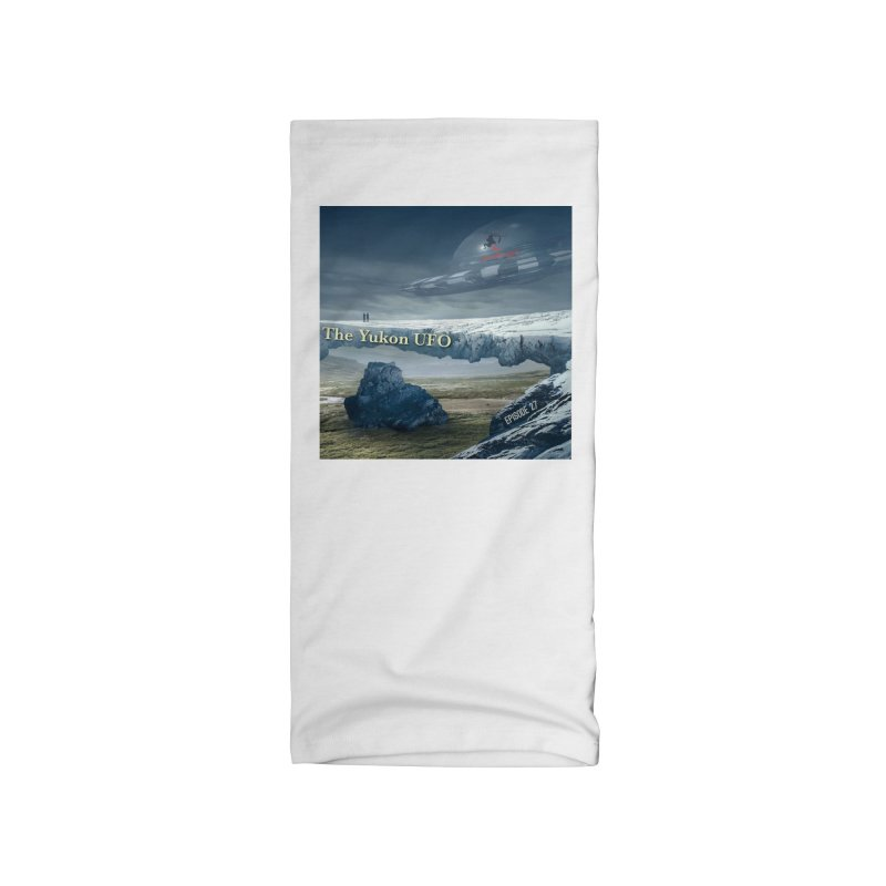 The Yukon UFO Accessories Neck Gaiter by The Nothing Canada Souvenir Shop