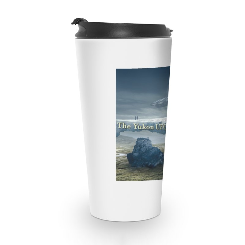 The Yukon UFO Accessories Mug by The Nothing Canada Souvenir Shop