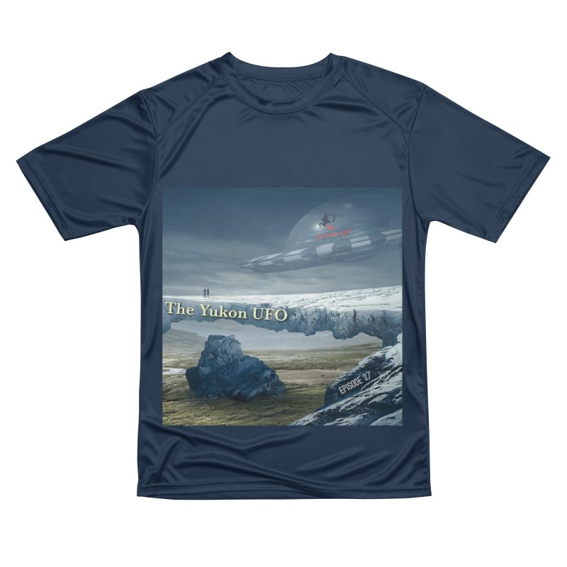 The Yukon UFO Men's Performance T-Shirt by The Nothing Canada Souvenir Shop