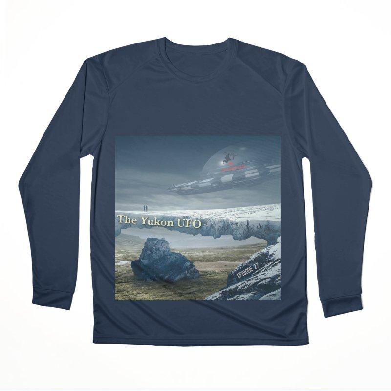 The Yukon UFO Men's Performance Longsleeve T-Shirt by The Nothing Canada Souvenir Shop
