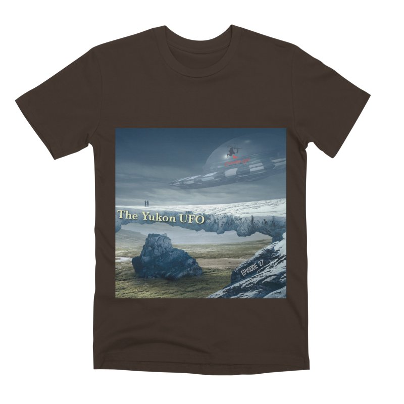 The Yukon UFO Men's Premium T-Shirt by The Nothing Canada Souvenir Shop