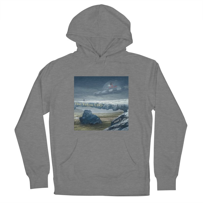 The Yukon UFO Women's Pullover Hoody by The Nothing Canada Souvenir Shop