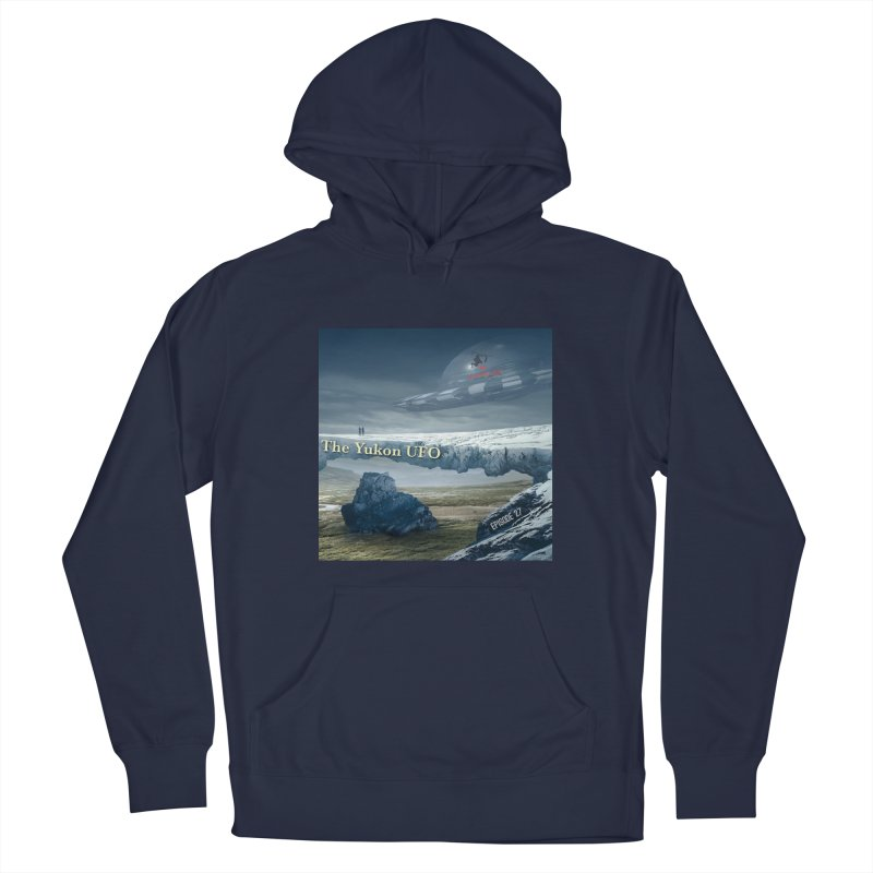 The Yukon UFO Men's Pullover Hoody by The Nothing Canada Souvenir Shop