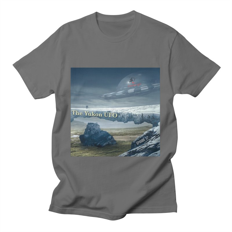 The Yukon UFO Men's T-Shirt by The Nothing Canada Souvenir Shop