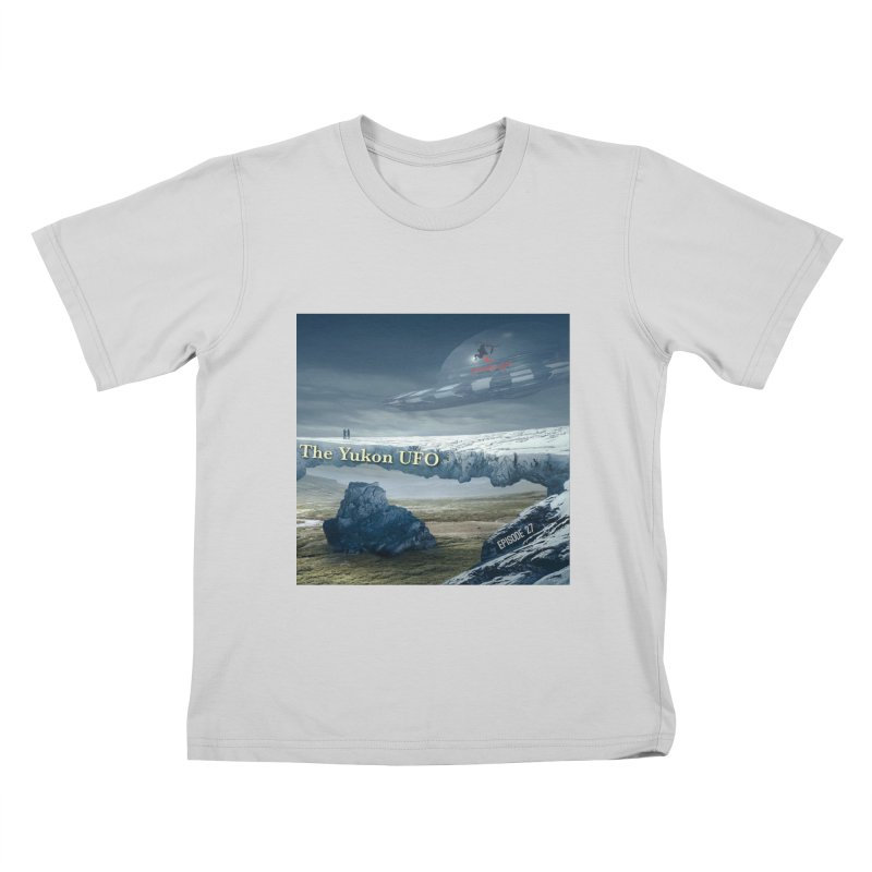 The Yukon UFO Kids T-Shirt by The Nothing Canada Souvenir Shop