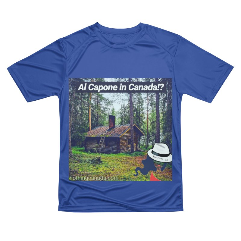 Al Capone in Canada!? Men's Performance T-Shirt by The Nothing Canada Souvenir Shop