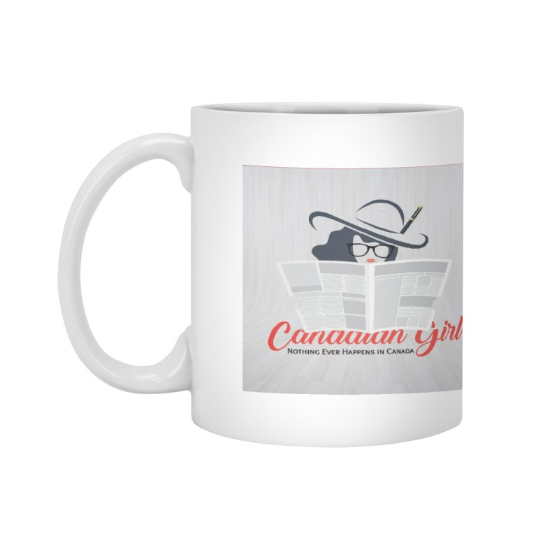 Women in Writing Accessories Mug by The Nothing Canada Souvenir Shop